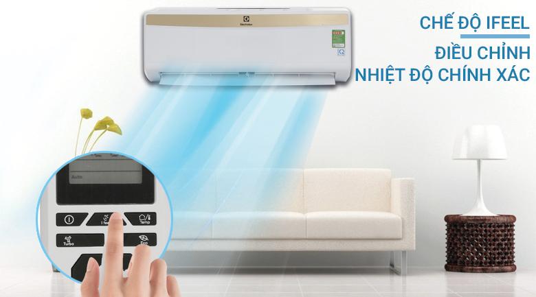 Công nghệ iFeel - Máy lạnh Electrolux 1HP ESM09CRM-A1