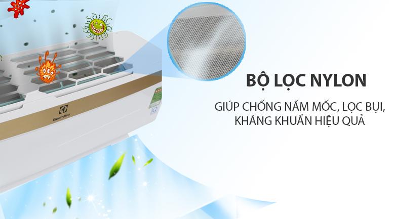 Bộ lọc Nylon - Máy lạnh Electrolux 1HP ESM09CRM-A1