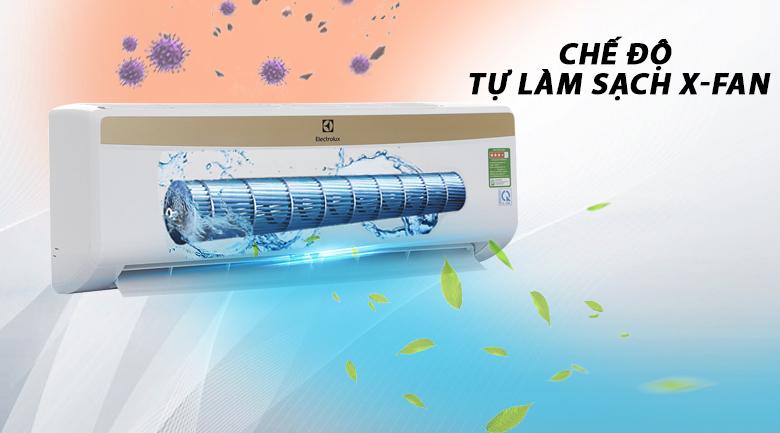 XFan - Máy lạnh Electrolux 1HP ESM09CRM-A1