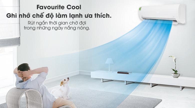 Favourite Cool - Máy lạnh Midea Inverter 2 HP MSMAIII-18CRDN1