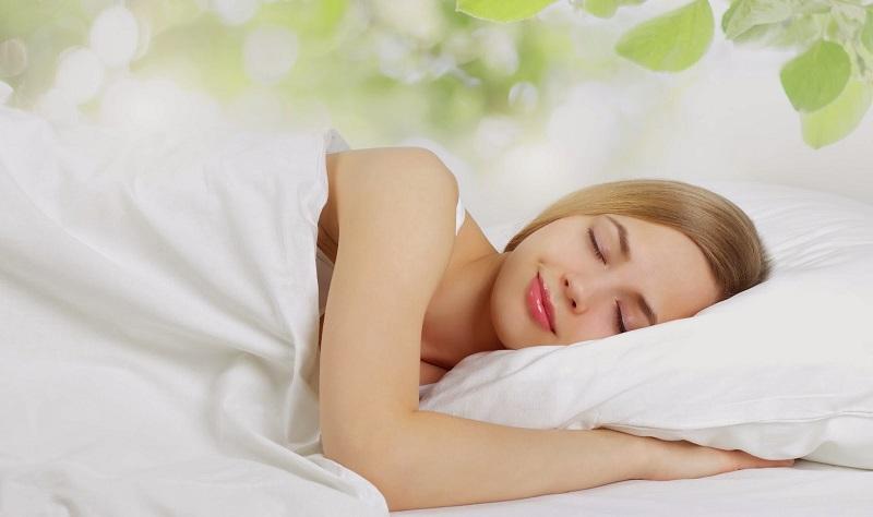 Chế độ vận hành khi ngủ cho bạn giấc ngủ ngon, không lo bị lạnh vào ban đêm