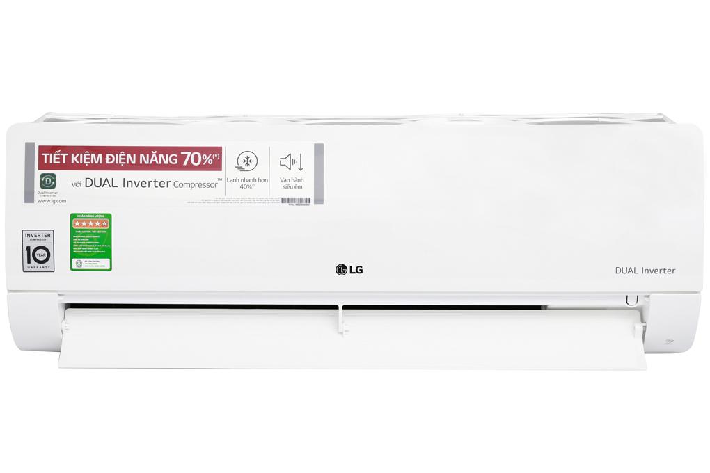 Thiết kế máy lạnh LG Inverter 1 HP V10ENF