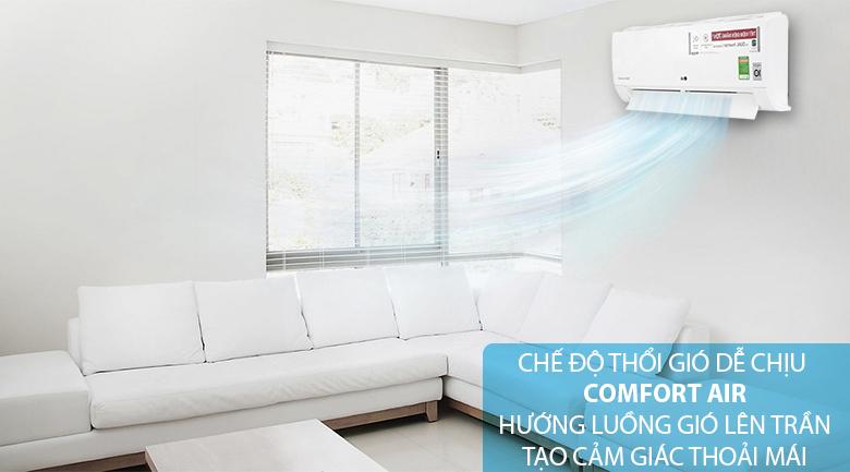Comfort Air - Máy lạnh LG Inverter 1.5 HP V13ENF