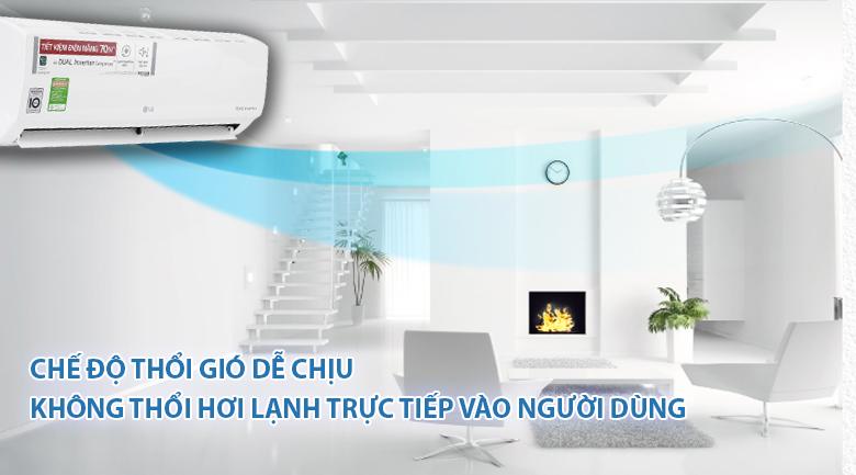 Comfort Air - Máy lạnh LG Inverter 1 HP V10ENV