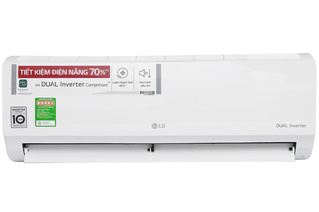 Điều hòa LG Inverter 9200 BTU V10ENV hình 1