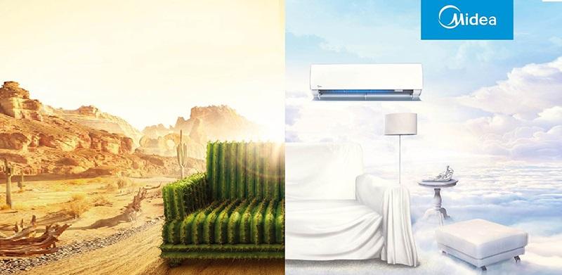 Máy lạnh 2 chiều vừa có thể làm lạnh, vừa có thể sưởi ấm tiện lợi
