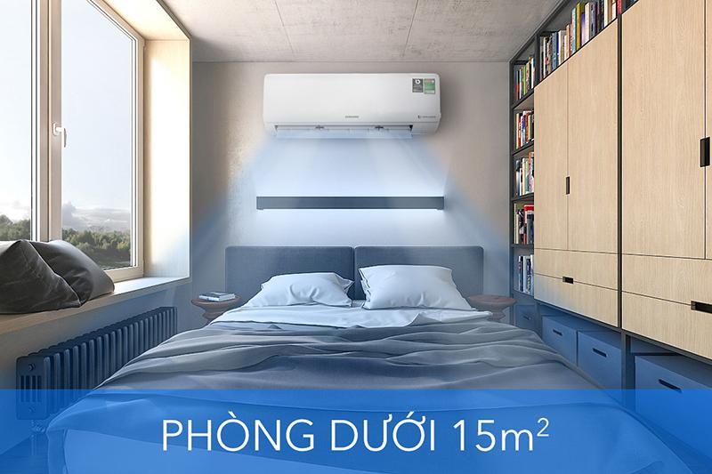 Máy lạnh Samsung 1 HP AR10NVFHGWKNSV – Công suất 1 HP