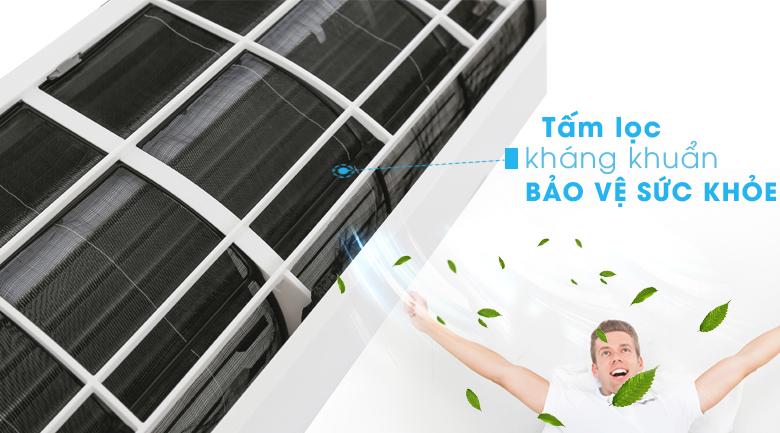 Tấm lọc vi bụi - Máy lạnh Daikin Inverter 1 HP FTKQ25SVMV