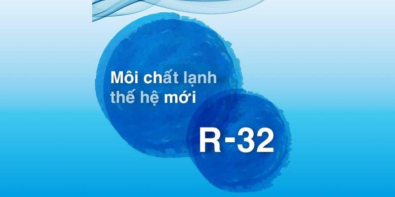 Gas R-32 thân thiện với môi trường, an toàn cho sức khỏe