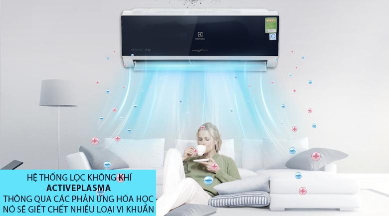 Active Plasma - Máy lạnh Electrolux Inverter 1 HP ESV09CRO-D1