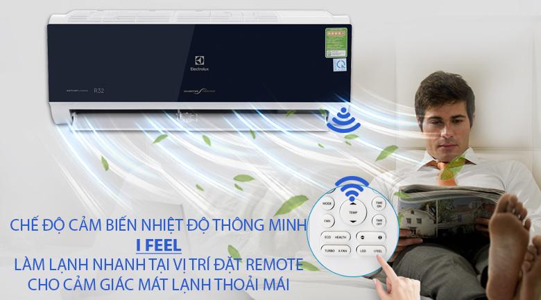 Công nghệ iFeel - Máy lạnh Electrolux Inverter 1 HP ESV09CRO-D1