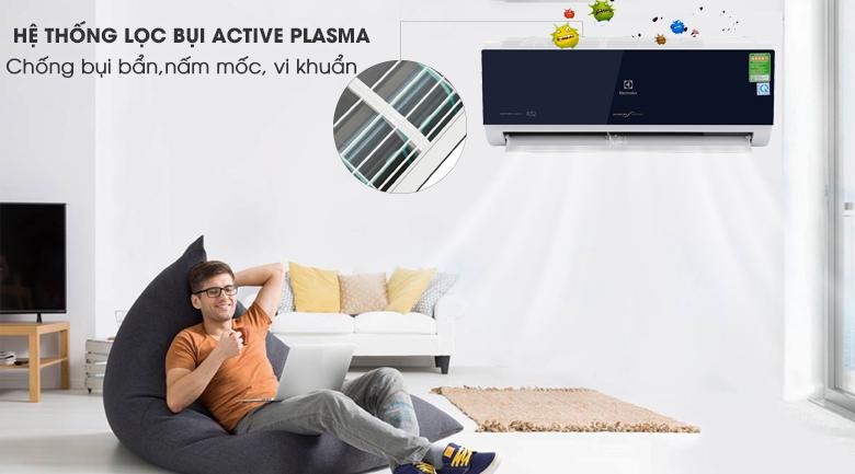 Active Plasma - Máy lạnh Electrolux Inverter 1.5 HP ESV12CRO-D1