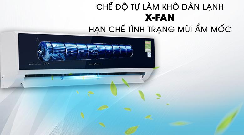 Chức năng tự làm sạch - Máy lạnh Electrolux Inverter 2 HP ESV18CRO-D1