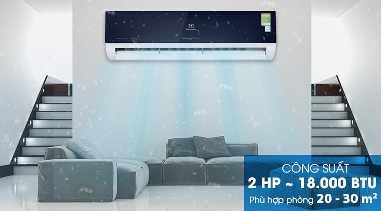 Máy lạnh Electrolux Inverter 2 HP ESV18CRO-D1