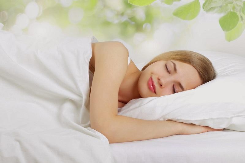 Chế độ vận hành khi ngủ mang lại giấc ngủ ngon, không lo bị cảm lạnh vào ban đêm