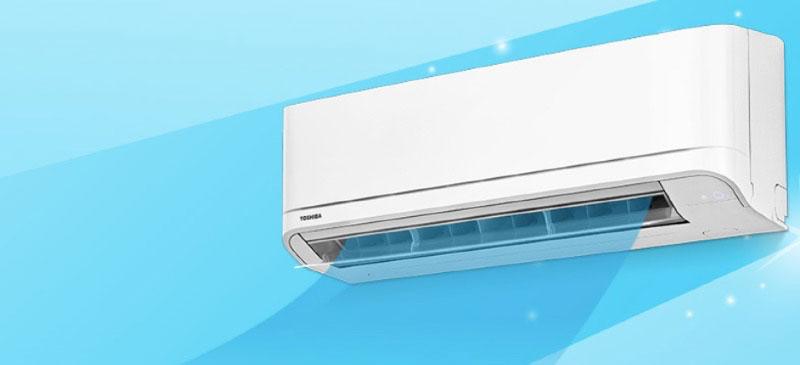 Máy lạnh Toshiba 1 HP RAS-H10U2KSG-V