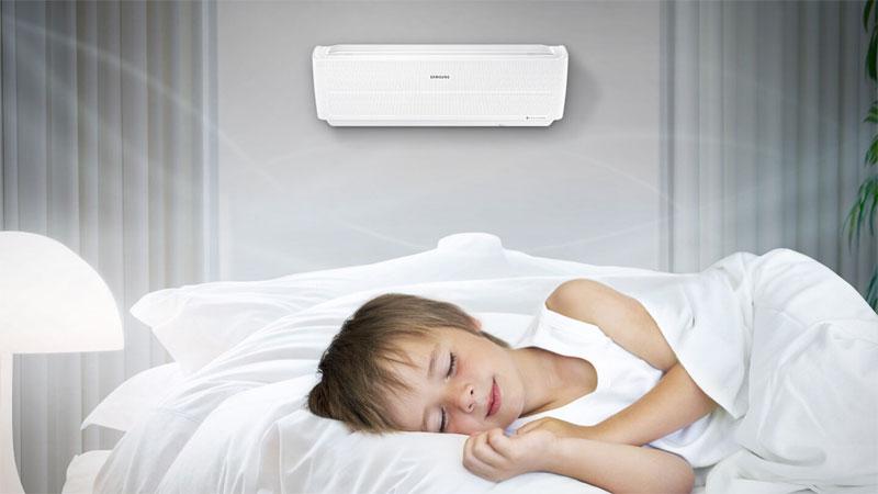 Tận hưởng giấc ngủ ngon cùng công nghệ Wind-Free