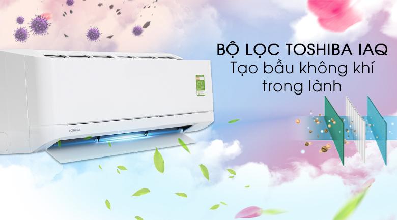 Toshiba IAQ - Máy lạnh Toshiba 2 HP RAS-H18U2KSG-V