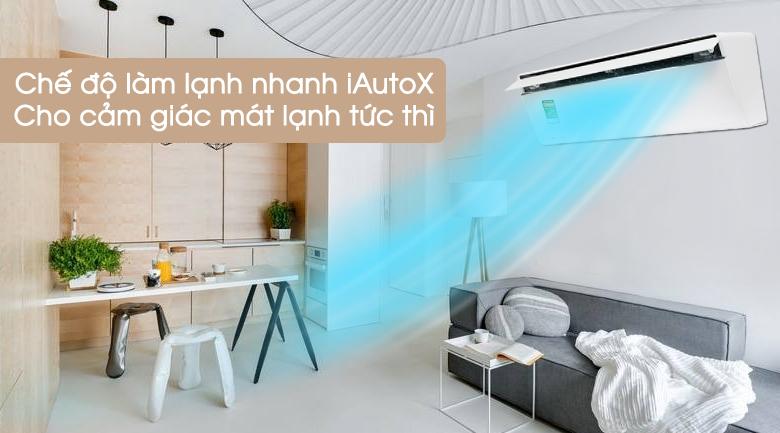iAutoX - Máy lạnh Panasonic Inverter 1.5 HP CU/CS-VU12UKH-8