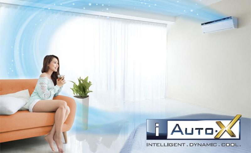 iAUTO-X - Điều hòa Panasonic Inverter 17700 BTU CU/CS-VU18UKH-8