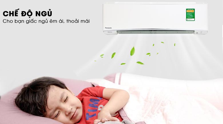 Chế độ ngủ - Máy lạnh Panasonic Inverter 1 HP CU/CS-XU9UKH-8