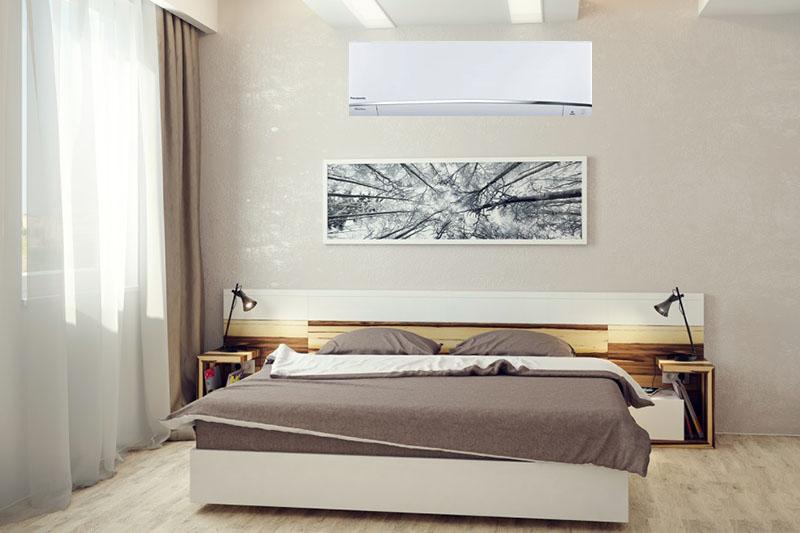 Máy lạnh Panasonic Inverter 1.5 HP CU/CS-XU12UKH-8 – Kiểu dáng thanh lịch