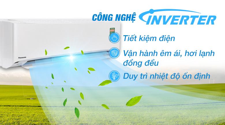 Inverter - Máy lạnh Panasonic Inverter 2 HP CU/CS-XU18UKH-8