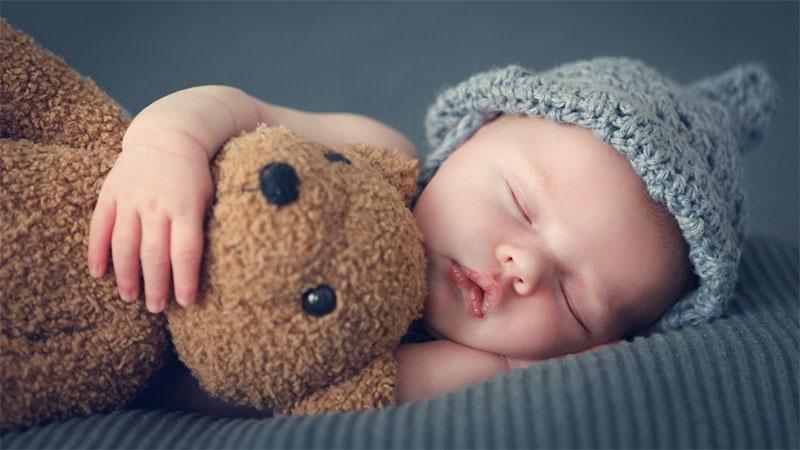 Chế độ Baby Sleep nhẹ nhàng yên tĩnh giúp bé ngủ ngon