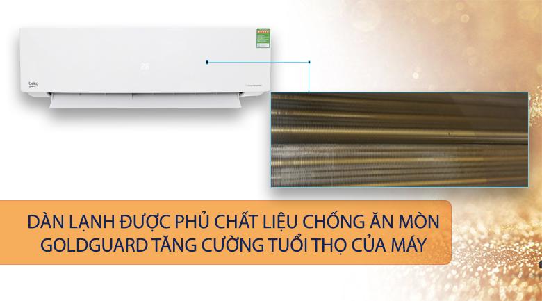 Goldguard - Máy lạnh Beko Inverter 1 HP RSVC10BV