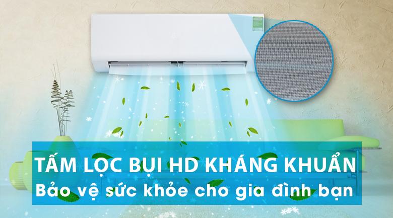 Bộ lọc HD - Máy lạnh Beko 1 HP RSSC09CV