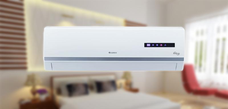 Máy lạnh Gree Inverter 1 HP GWC09WA-K3DNB7I
