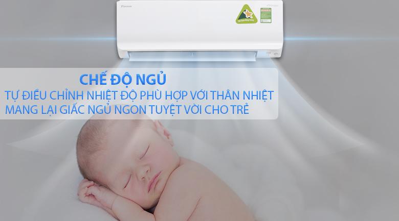Quite - Máy lạnh Daikin Inverter 1.5 HP ATKC35TVMV