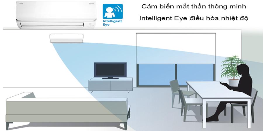 Cảm biến chuyển động Intelligent eye