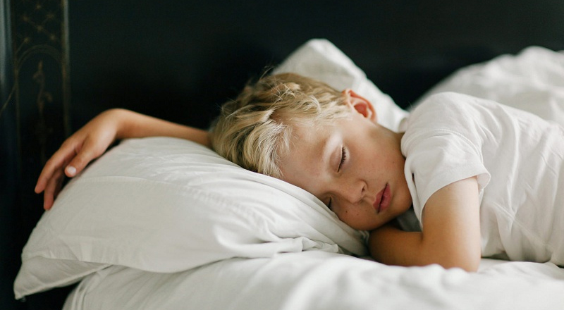 Tự động điều chỉnh nhiệt độ khi ngủ