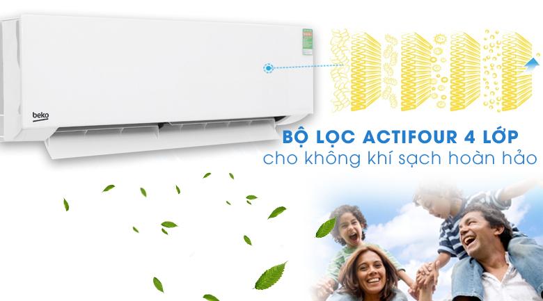 ActiFour - Máy lạnh Beko Inverter 2 HP RSVC18AV