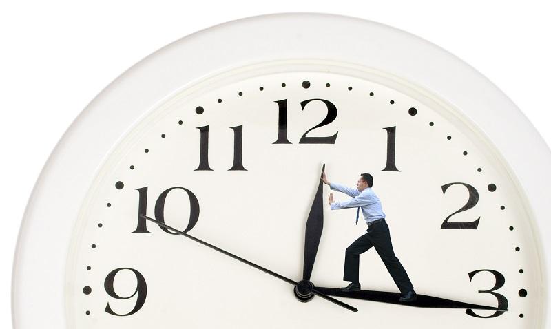 Tính năng hẹn giờ bật tắt máy vô cùng tiện lợi