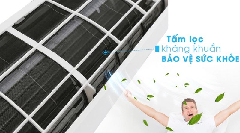 Tấm vi lọc bụi góp phần mang đến bầu không khí trong lành