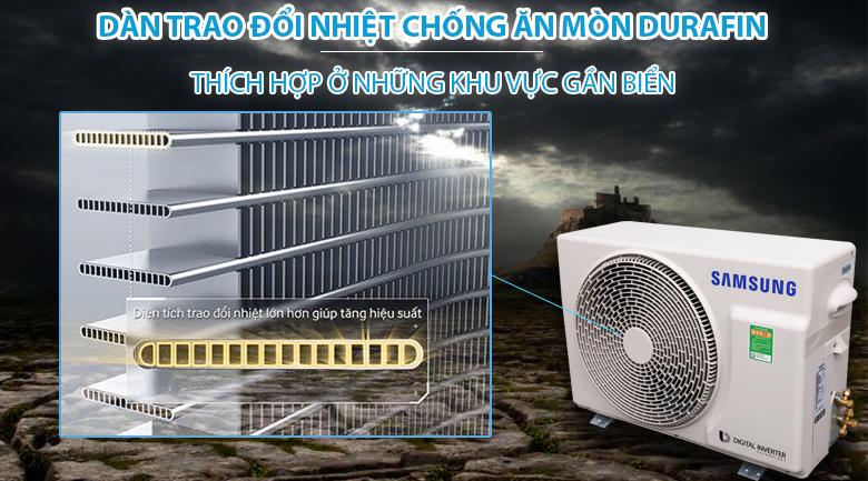 Durafin - Máy lạnh Samsung Inverter 1 HP AR10NVFTAGMNSV