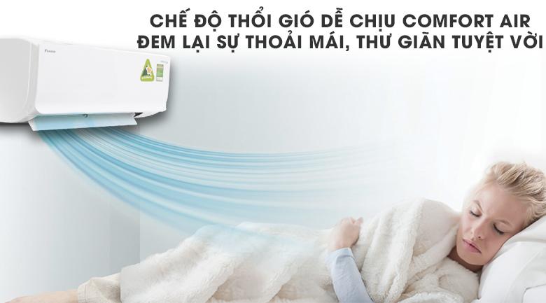 Comfort Air - Máy lạnh Daikin Inverter 1.5 HP FTKM35SVMV
