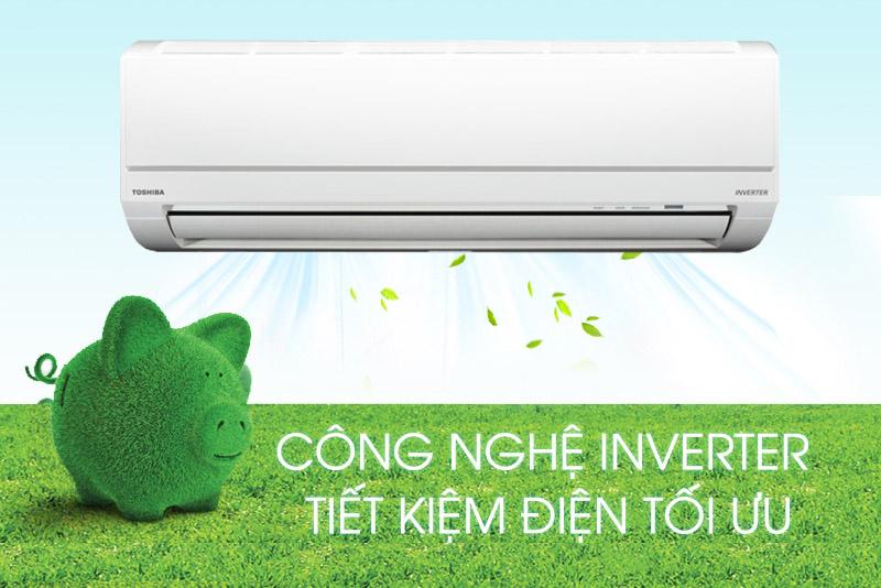 Máy lạnh Inverter tiết kiệm điện năng tối ưu
