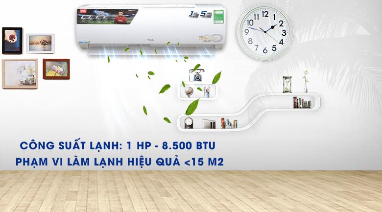 Máy lạnh TCL 1HP TAC-N09CS/XA21