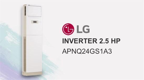 LG Inverter 24000 BTU