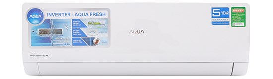 Máy lạnh Aqua Inverter 2 HP AQA-KCRV18WJB
