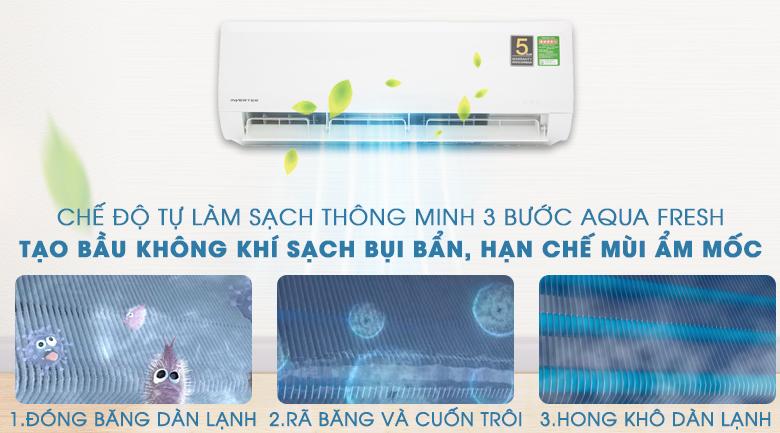 Công nghệ Aqua Fresh