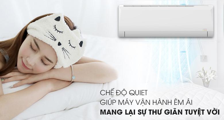 Quiet - Máy lạnh Aqua Inverter 2 HP AQA-KCRV18WNZ