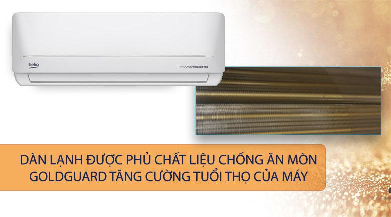 Chống ăn mòn dàn lạnh - Máy lạnh Beko Inverter 1 HP RSVC09VS