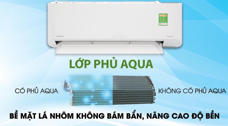 Công nghệ Magic Coil - Máy lạnh Toshiba 1.5 HP RAS-H13C1KCVG-V