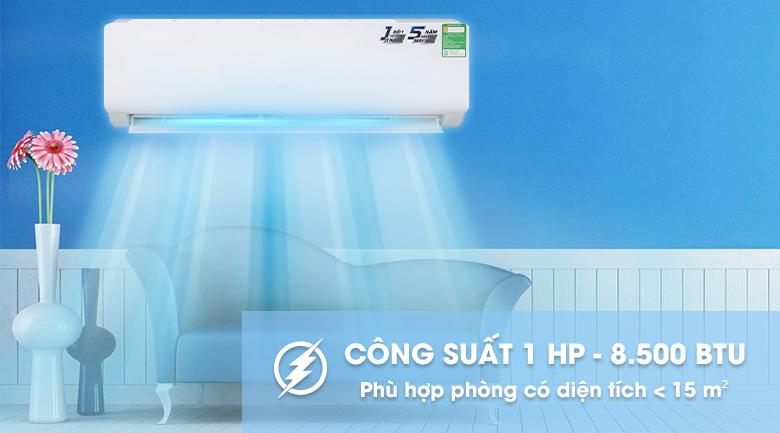 Máy lạnh TCL 1 HP TAC-N09CS/KC41 Mẫu 2019 - Công suất 1 HP