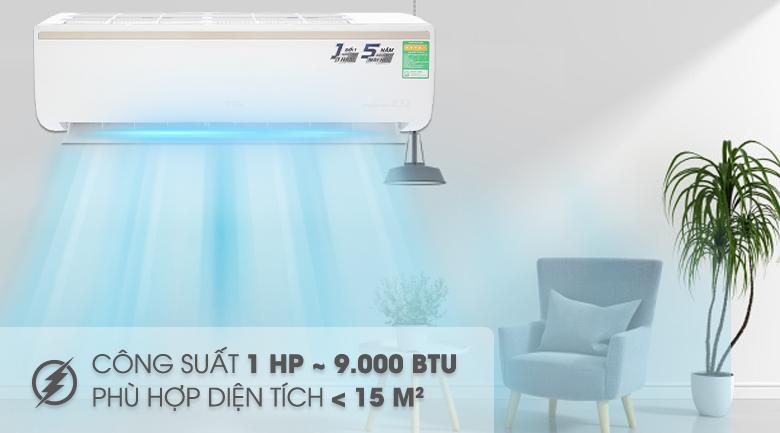 Máy lạnh TCL Inverter 1 HP TAC-10CSI/KE88N
