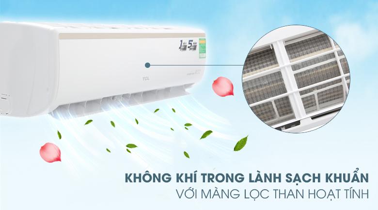 Màng lọc 3 trong 1 - Máy lạnh TCL Inverter 1.5 HP TAC-13CSI/KE88N